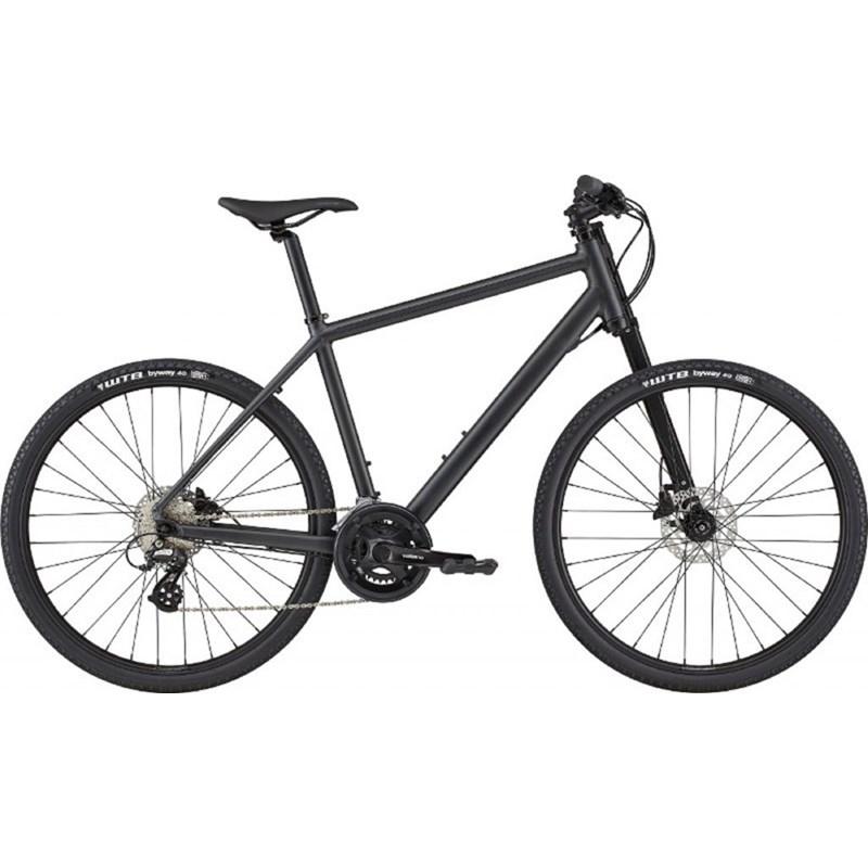 Bicicleta Bad Boy 3 Shimano Tourney/Altus 16v Preta Ano 2020 Cannondale