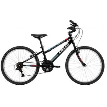 Bicicleta Caloi Forester aro 24 21v Preta Caloi