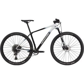 Bicicleta Cannondale F-SI Carbon 5 aro 29 12v Branca ano 2021 Cannondale