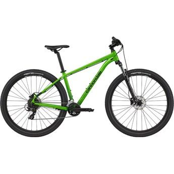 Bicicleta Cannondale MTB Trail 7 Shimano Tourney/Altus 16v Verde ano 2021 Cannondale