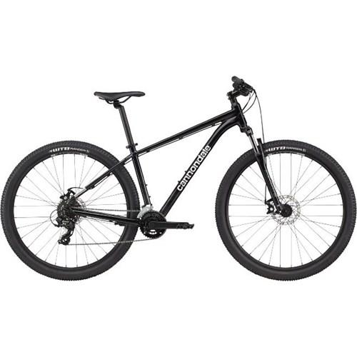 Bicicleta Cannondale MTB Trail 8 Shimano Tourney/Altus 14v Cinza Ano 2021 Cannondale