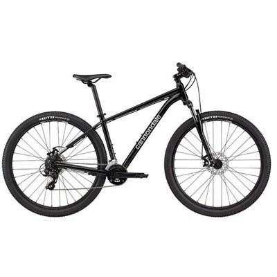 Bicicleta Cannondale MTB Trail 8 Shimano Tourney/Altus 14v Preta Ano 2021 Cannondale