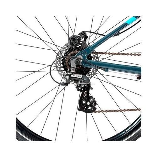 Bicicleta City Tour Sport Feminina Azul Caloi