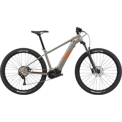 Bicicleta Elétrica Cannondale Trail Neo 2 Cinza ano 2021 Cannondale