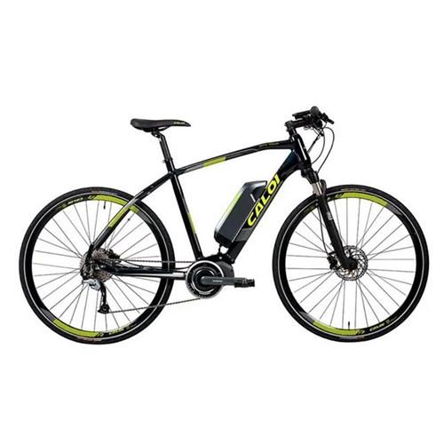 Bicicleta Elétrica E-Vibe City Tour Ano 2018 Caloi