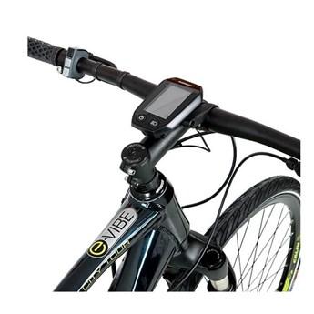 Bicicleta Elétrica E-Vibe City Tour Ano 2020 Caloi