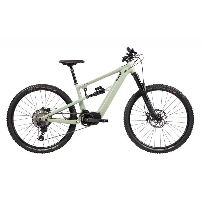 Bicicleta Elétrica E-Vibe Elite FS PRO Verde Ano 2021 Caloi