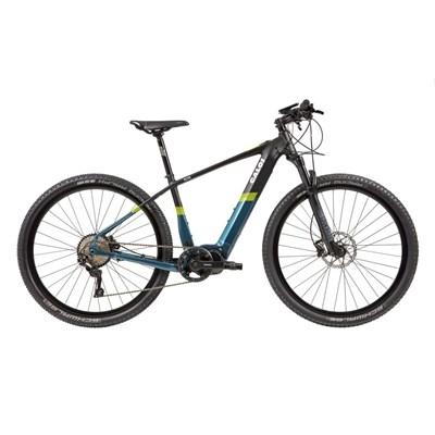 Bicicleta Elétrica E-Vibe Elite Preta e Verde Ano 2021 Caloi