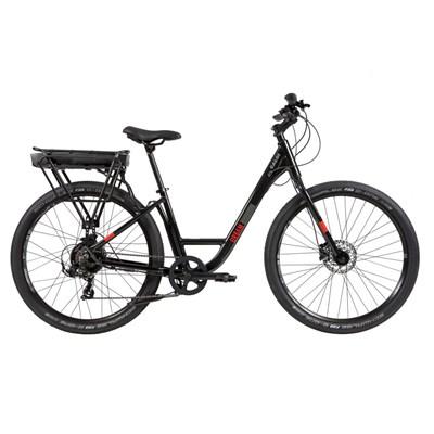 Bicicleta Elétrica E-Vibe Urbam Preta Ano 2020 Caloi