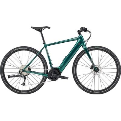 Bicicleta Elétrica Quick Neo Verde