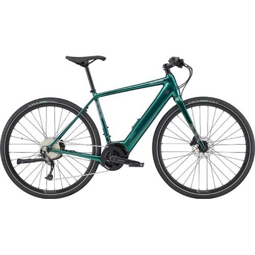 Bicicleta Elétrica Quick Neo Verde Cannondale