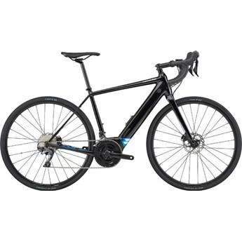 Bicicleta Elétrica Synapse Neo Preta Cannondale