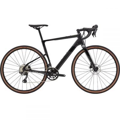 Bicicleta Gravel Topstone Carbon 5 Shimano GRX 22v Preta Ano 2021 Cannondale