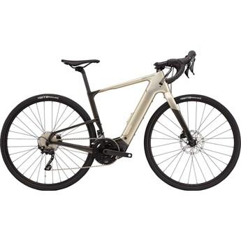 Bicicleta Gravel Topstone Neo Carbon 4 Shimano GRX 10v Champagne Ano 2021 Cannondale