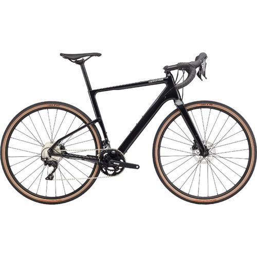 Bicicleta Gravel Topstone Shimano 105 Disc 11v Preta Ano 2020 Cannondale