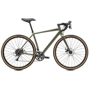 Bicicleta Gravel Topstone Shimano Sora 18v Verde Ano 2020 Cannondale
