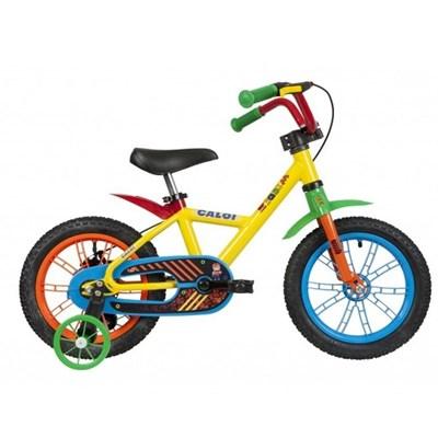 Bicicleta Infantil aro 14 Zigbim