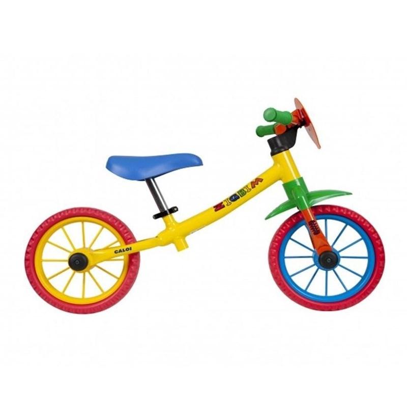 Bicicleta Infantil Balance Zigbim Caloi