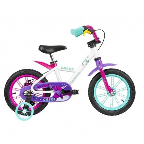 Bicicleta Infantil Cecizinha Aro 14 Caloi