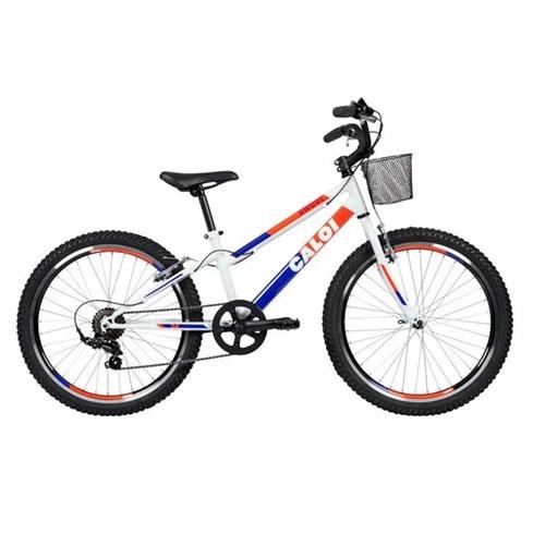 Bicicleta Infantil Sweet aro 24 Caloi