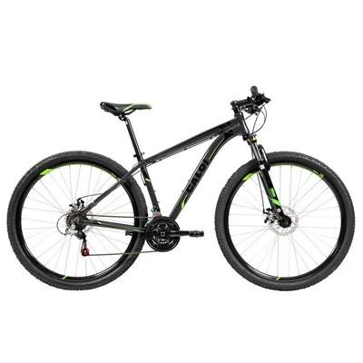 Bicicleta MTB Caloi 29 Shimano Tourney 21v Cinza Ano 2020