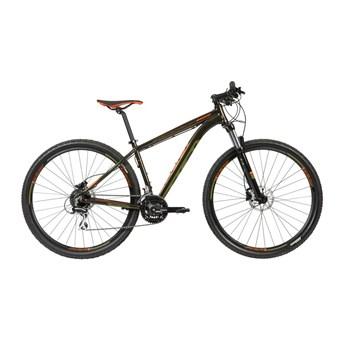 Bicicleta MTB Caloi Explorer Comp Shimano Altus/Acera 24v Verde Ano 2020
