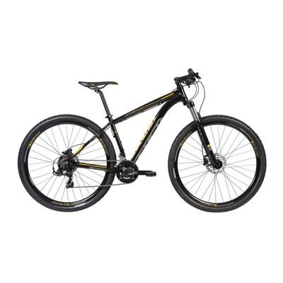 Bicicleta MTB Caloi Explorer Sport Shimano Tourney 21v Preta Ano 2020