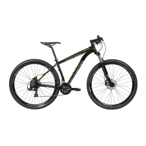 Bicicleta MTB Caloi Explorer Sport Shimano Tourney 21v Preta Ano 2020 Caloi