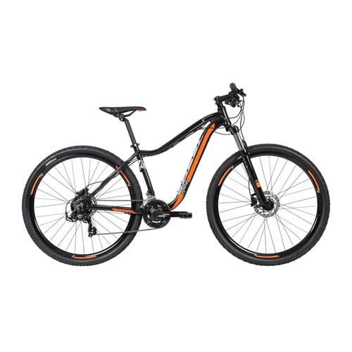 Bicicleta MTB Caloi Kaiena Sport Shimano Tourney 21v Preta Ano 2020 Caloi