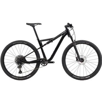 Bicicleta MTB Cannondale Scalpel SI 6 Aluminio SRAM SX/NX Preta ano 2020