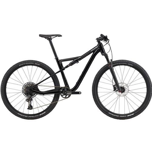Bicicleta MTB Cannondale Scalpel SI 6 Aluminio SRAM SX/NX Preta ano 2020 Cannondale