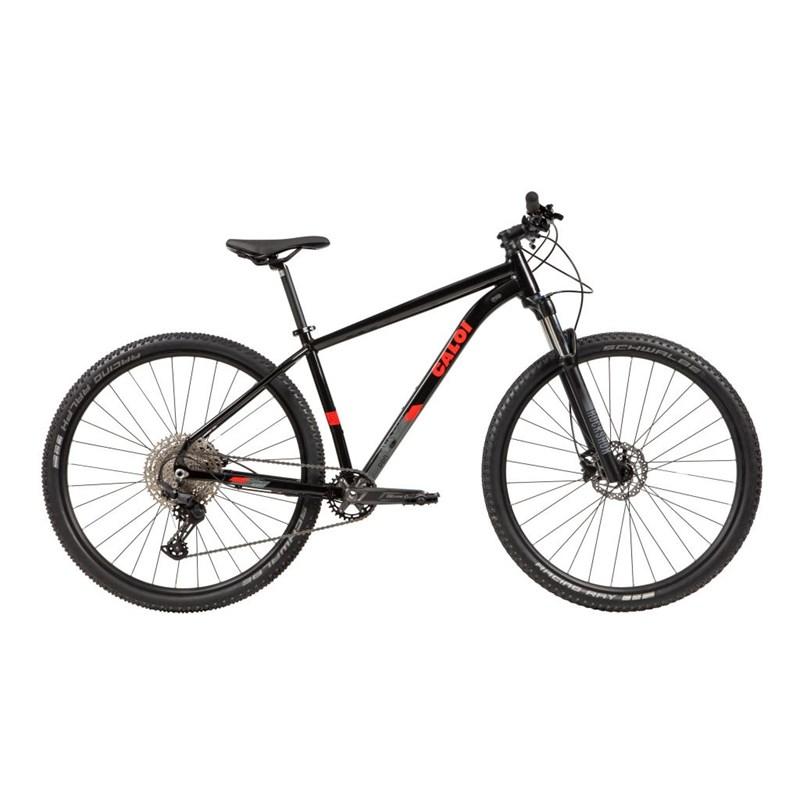 Bicicleta MTB Explorer PRO Shimano Deore 11v Preta Ano 2021 Caloi