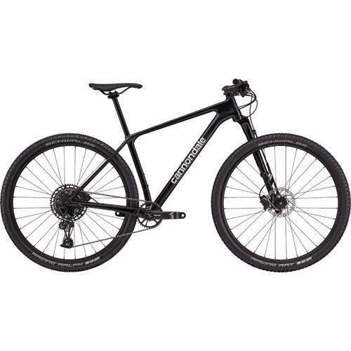 Bicicleta MTB F-SI Carbon 4 aro 29 12v Preta ano 2021 Cannondale
