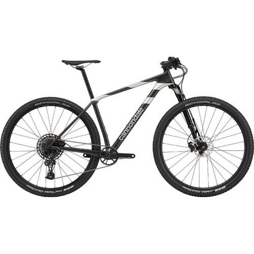 Bicicleta MTB F-SI Carbon 4 SRAM NX Eagle 12v Cinza Ano 2020 Cannondale