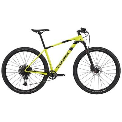 Bicicleta MTB F-SI Carbon 5 SRAM NX Eagle 12v Amarela Ano 2020 Cannondale