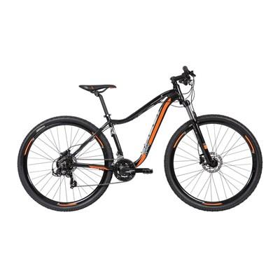 Bicicleta MTB Kaiena Sport Shimano Tourney 21v Preta Ano 2020