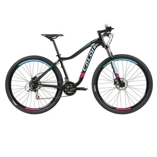 Bicicleta MTB Kaiena Sport Shimano Tourney Ano 2019 Caloi
