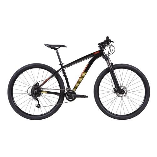 Bicicleta MTB Moab MicroSHIFT 18v Preta Ano 2021 Caloi