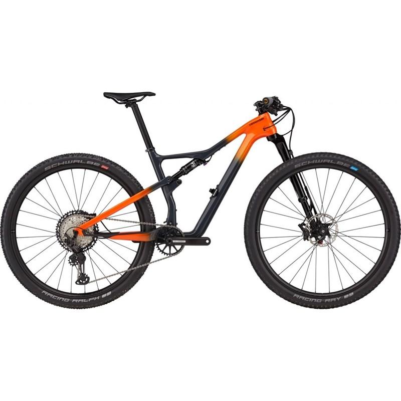 Bicicleta MTB Scalpel Carbon 2 12v Cinza ano 2021 Cannondale