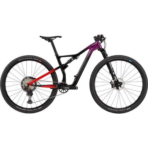 Bicicleta MTB Scalpel Carbon 2 WSD 12v Roxa ano 2021 Cannondale