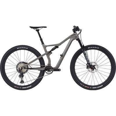 Bicicleta MTB Scalpel Carbon SE 1 12v Cinza ano 2021 Cannondale