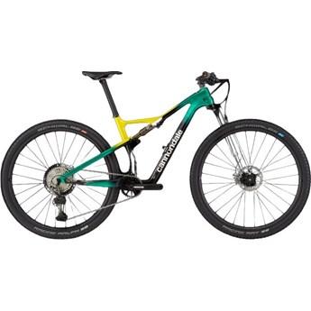 Bicicleta MTB Scalpel Hi-Mod 12v Brasil Preta ano 2021 Cannondale