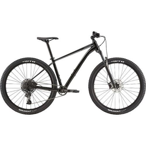 Bicicleta MTB Trail 3 SRAM SX Eagle 12v Preta Ano 2020 Cannondale