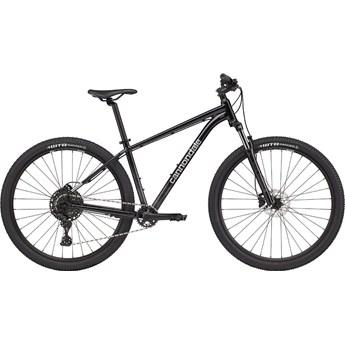 Bicicleta MTB Trail 5 MicroShift 10v Preta Ano 2021 Cannondale