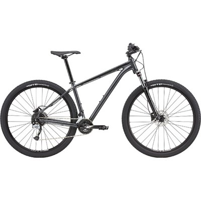 Bicicleta MTB Trail 5 Shimano Acera 18v Cinza Ano 2020