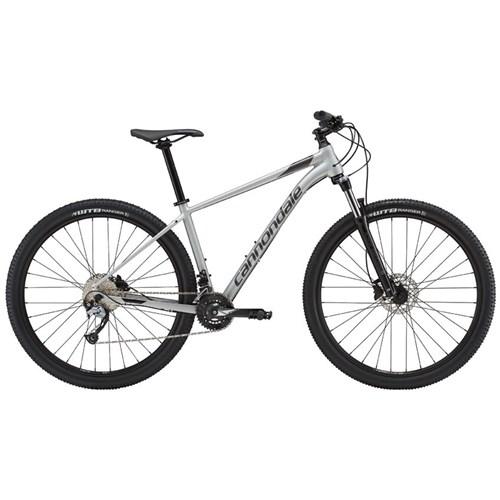 Bicicleta MTB Trail 6 Shimano Altus/Acera 18v Ano 2019 Cannondale