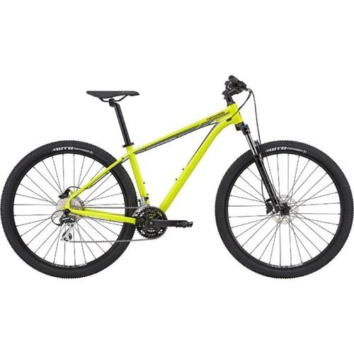 Bicicleta MTB Trail 6 Shimano Altus/Acera 24v Ano 2020 Cannondale