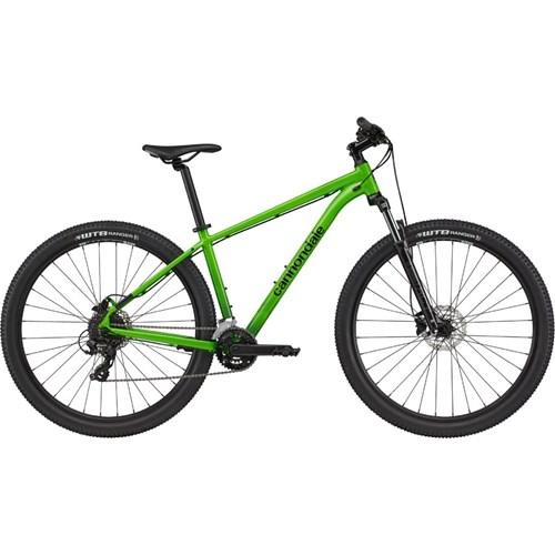 Bicicleta MTB Trail 7 Shimano Tourney/Altus 16v Verde ano 2021 Cannondale