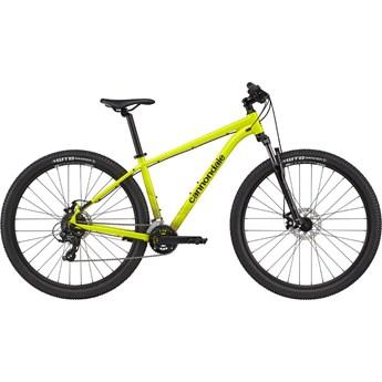 Bicicleta MTB Trail 8 MicroSHIFT 14v Amarela Ano 2021 Cannondale