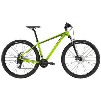 Bicicleta MTB Trail 8 Shimano Tourney 21v Verde Ano 2020 Cannondale